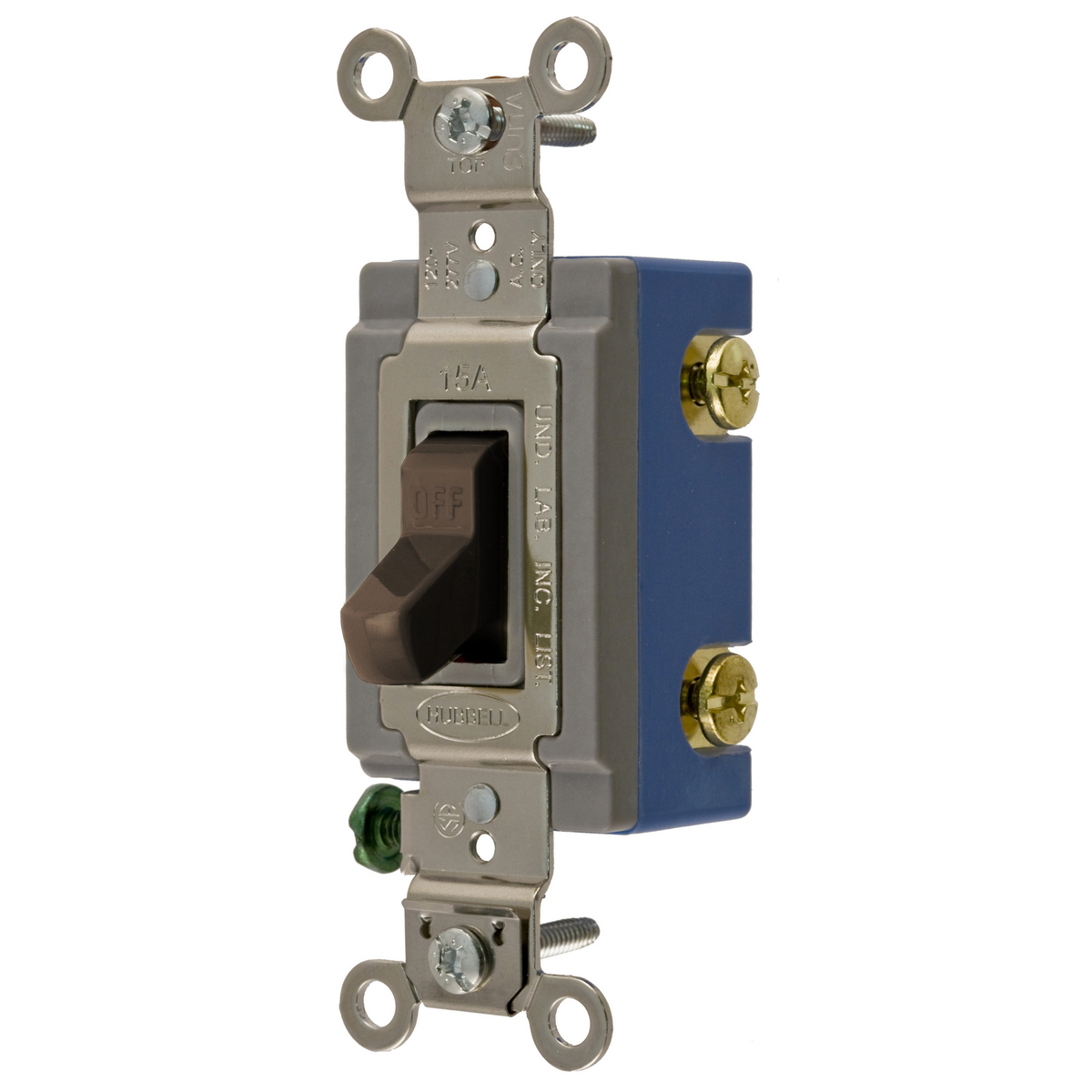Hbl1201 Industrial Series Switches Electrical Wiring Commercial Single Pole Toggle Switch