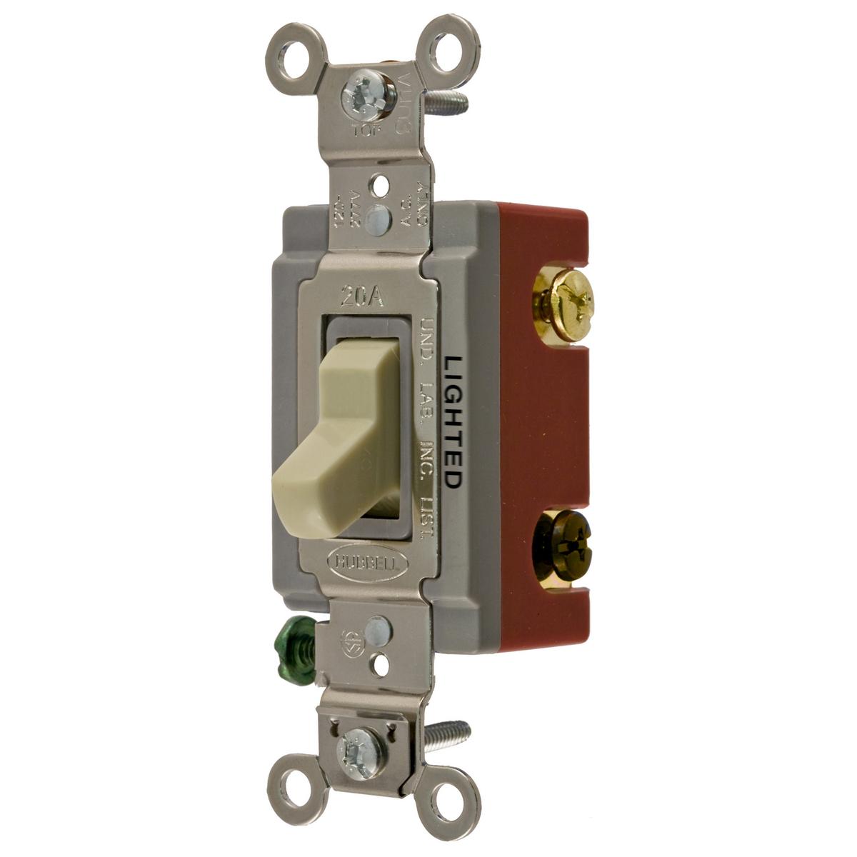 wiring device kellems hubhbl1223il 3 way tog ind grd 20a 120 277v rh unitedelectric com