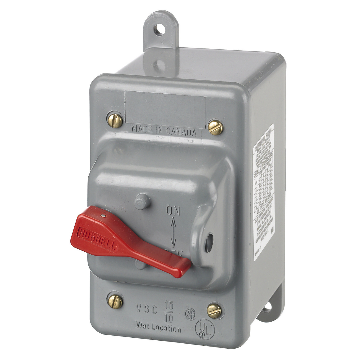 Hbl13r22d Brand Wiring Device Kellems