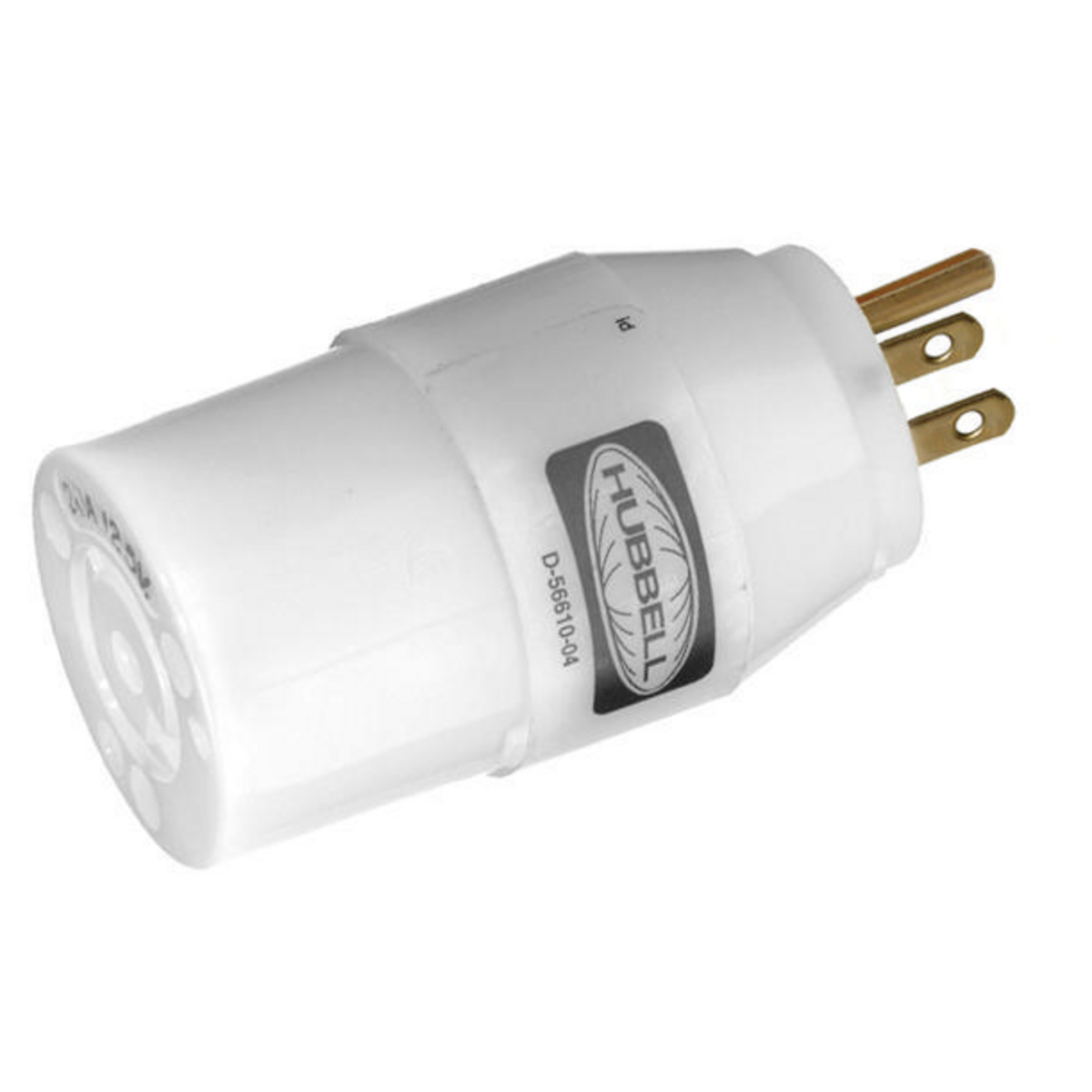 Hubbell HBL2128ADAP NEMA 5-15P TO NEMA L5-20R
