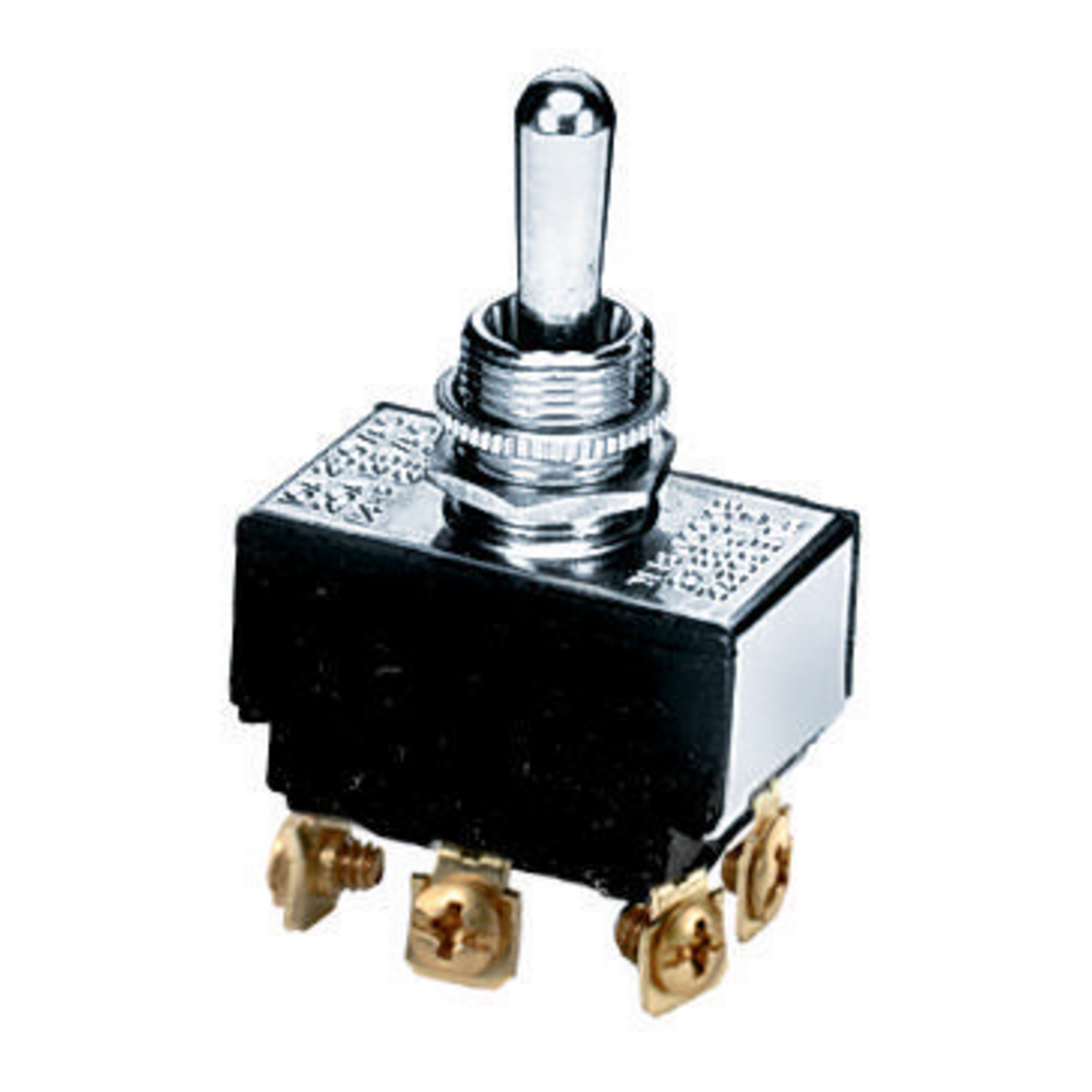 Hubbell HBL223 1-1/2 Hp 20 Amp 125 VAC DPDT Toggle Switch
