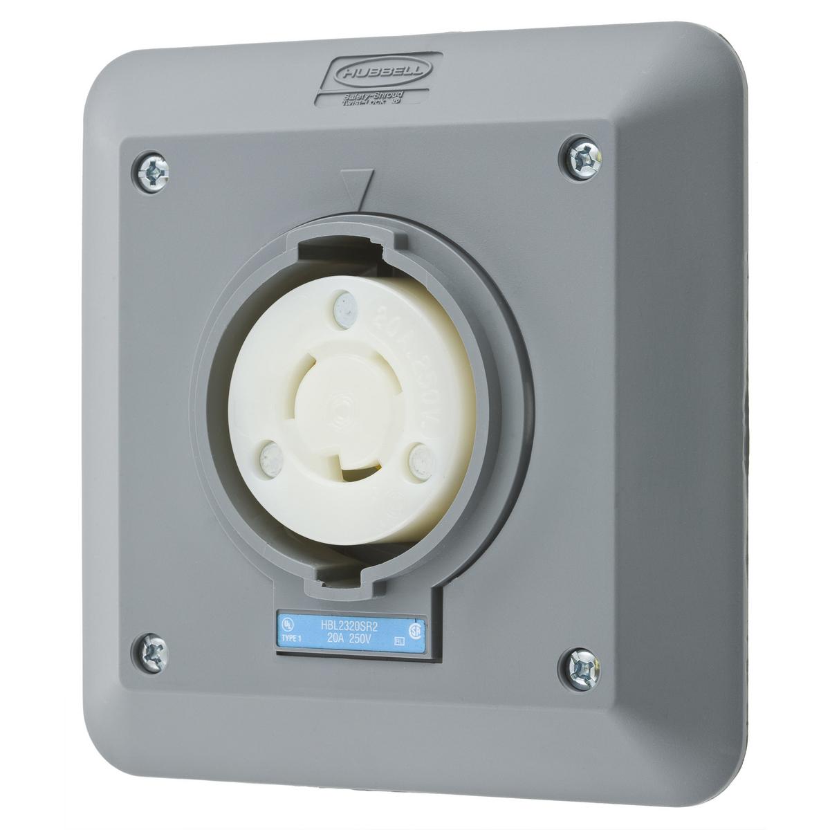Hbl2320sr2 Brand Wiring Device Kellems