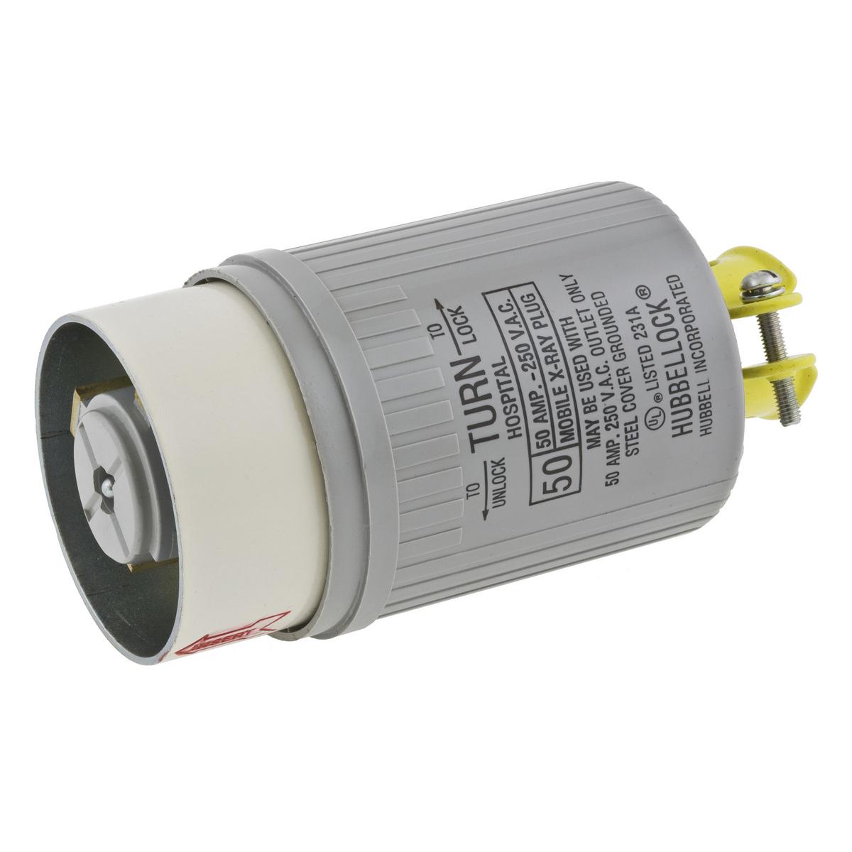 Hbl25525 Hubbellock Devices Hospital Products Wiring 250 Volt 50 Amp Ac Wbp Prodimage Alt
