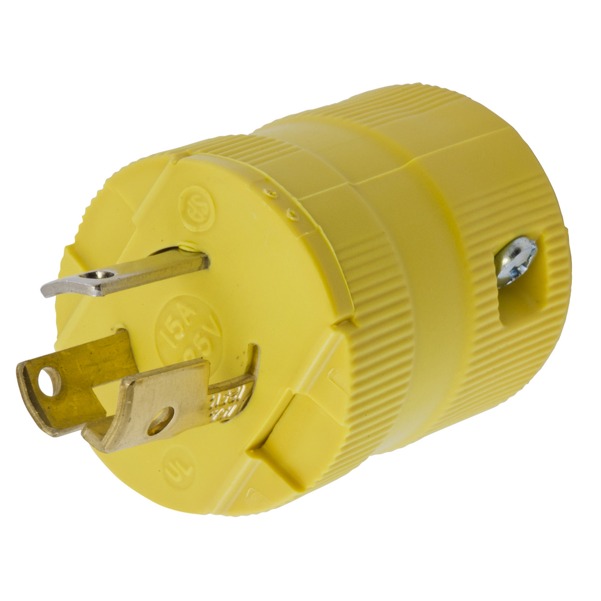 Hoffman United Electric Details Of Nema L1430p To 615 20r Plug Adapter 1 Foot 20a 250v Hubhbl4773vy Lkg Val 15a 277v L5 7p Yl Hbl4773vy