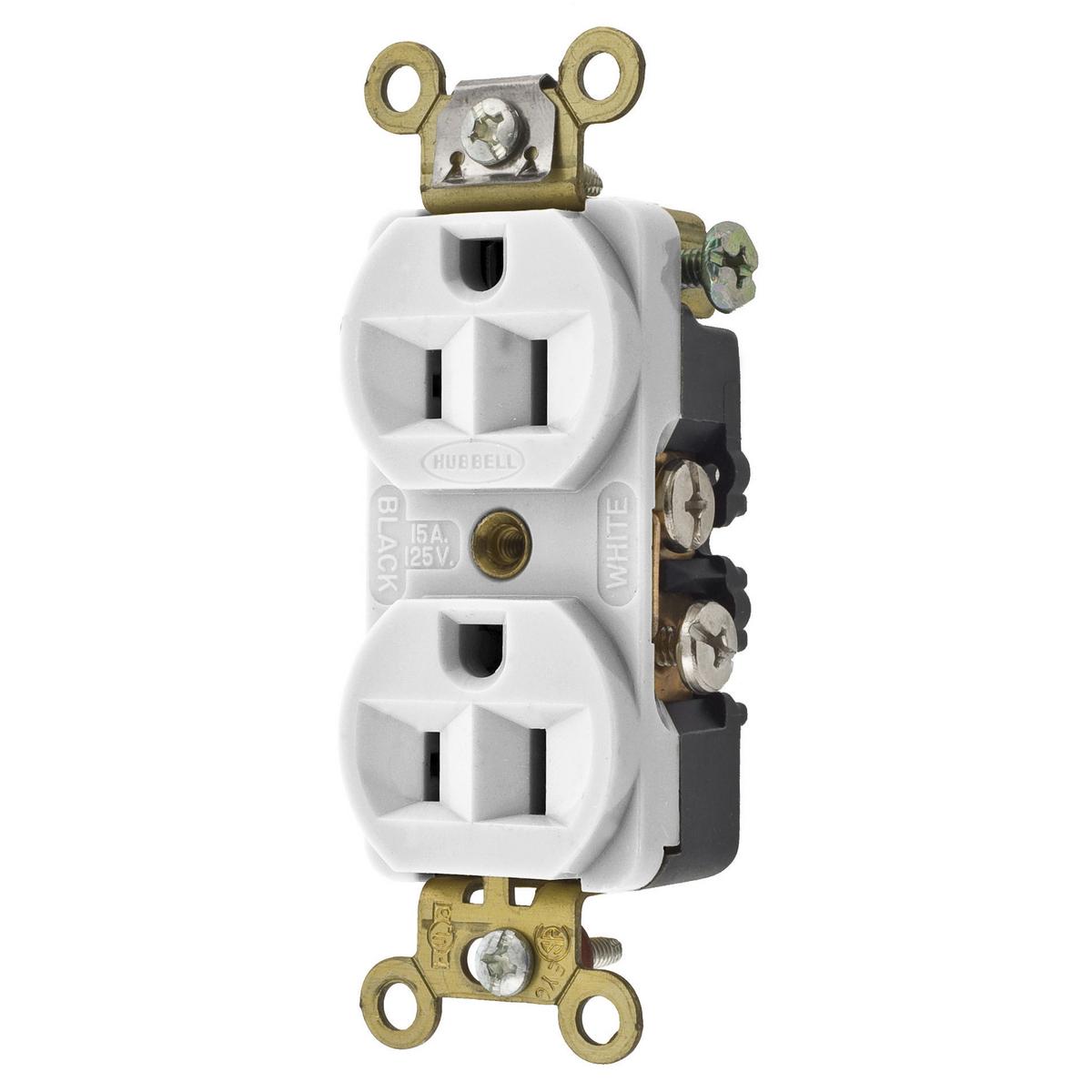 Hbl5242w Wiring Device Kellems