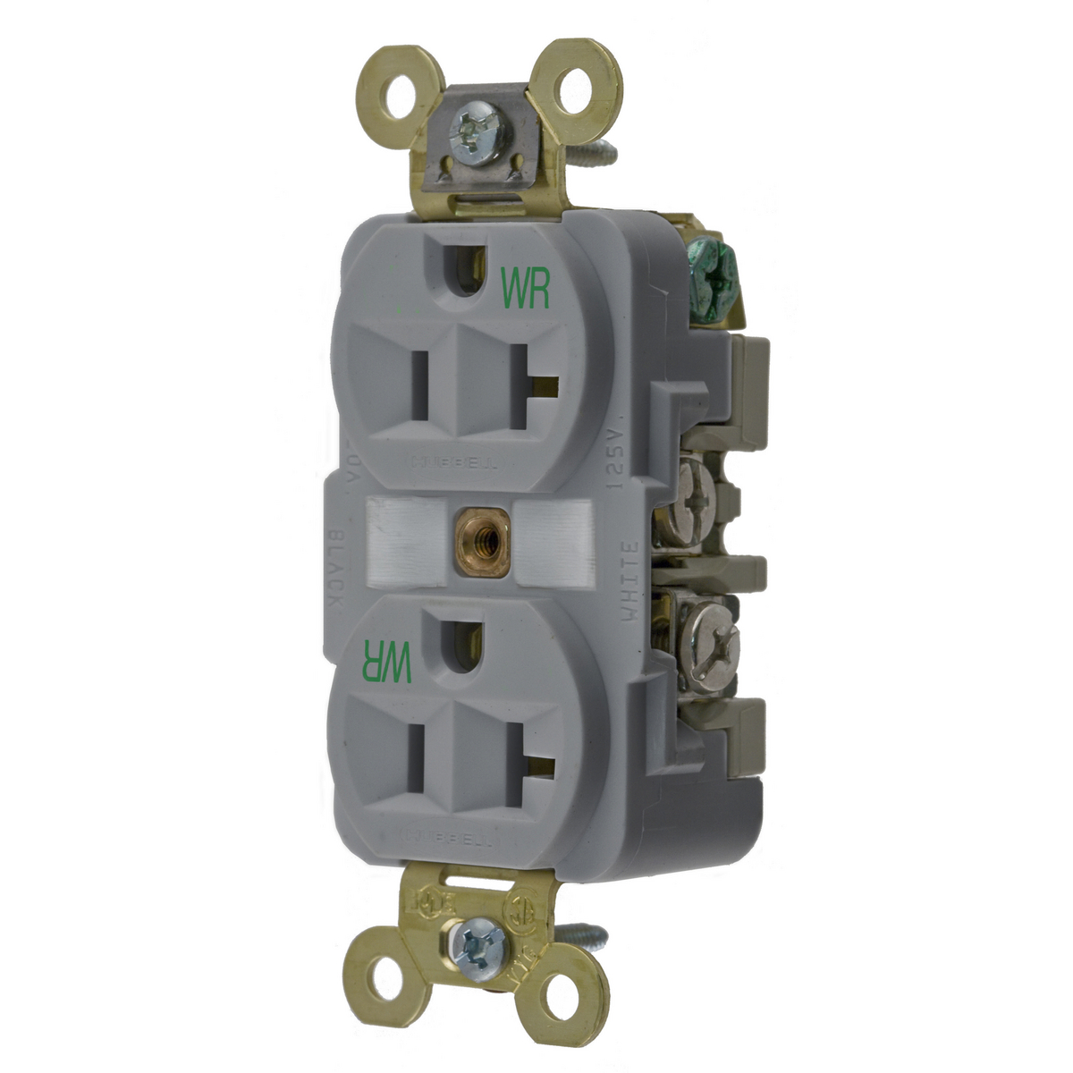 Awesome Hbl5362Gywr Industrial Receptacles Straight Blade Devices Wiring 101 Breceaxxcnl