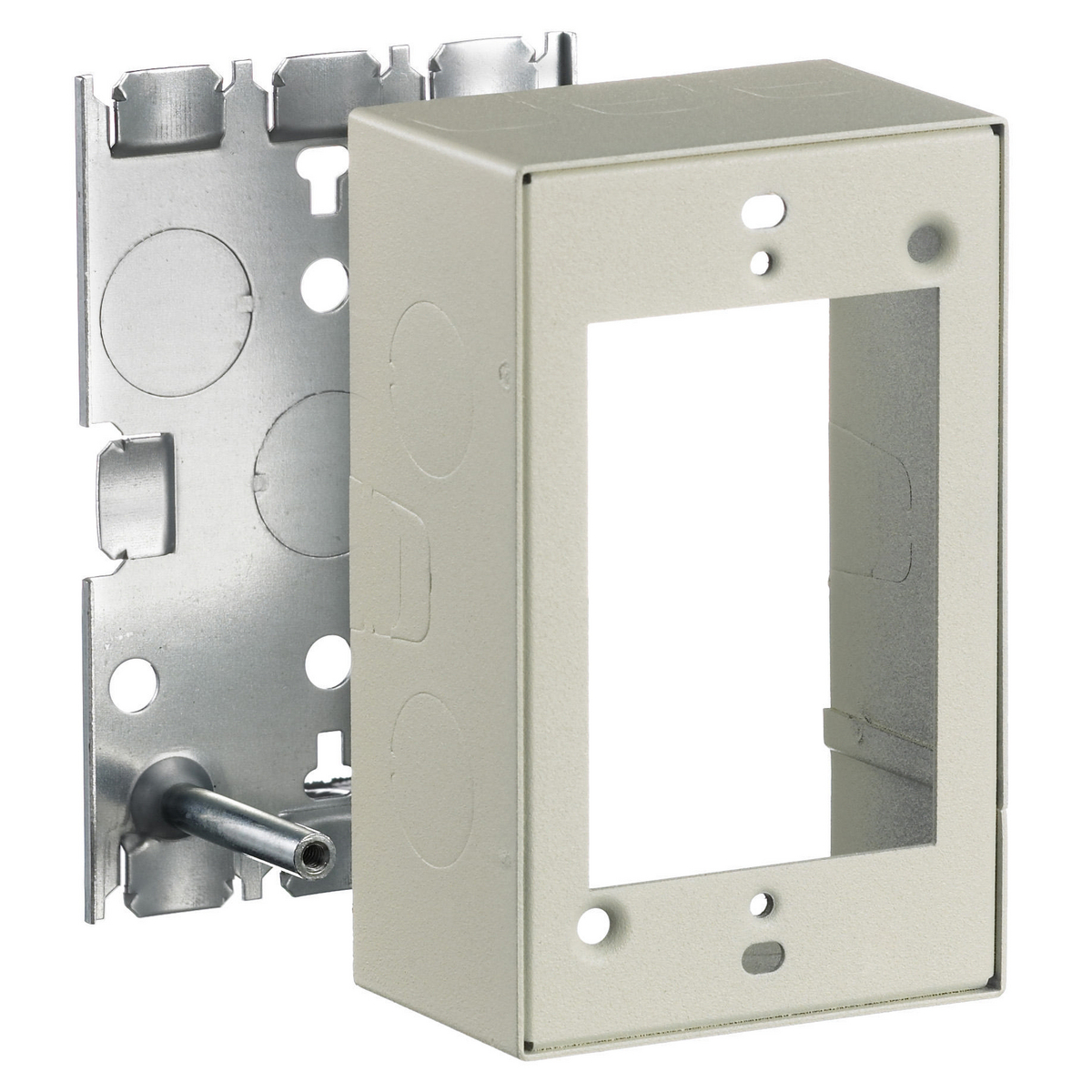 R WAY, 1G BOX, STD, HBL500/700/HBL750,IV
