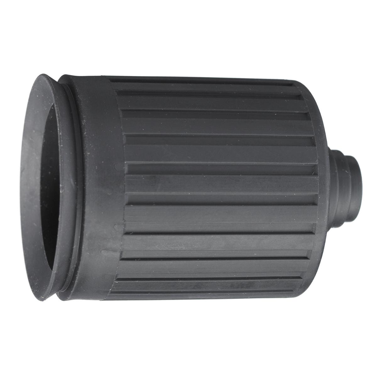 Hubbell HBL6023 Black Straight Blade Weatherproof Boot