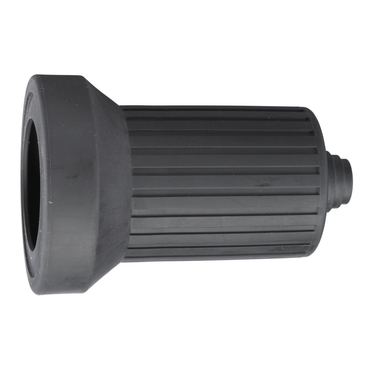 Hubbell HBL6024 Black Straight Blade Weatherproof Boot