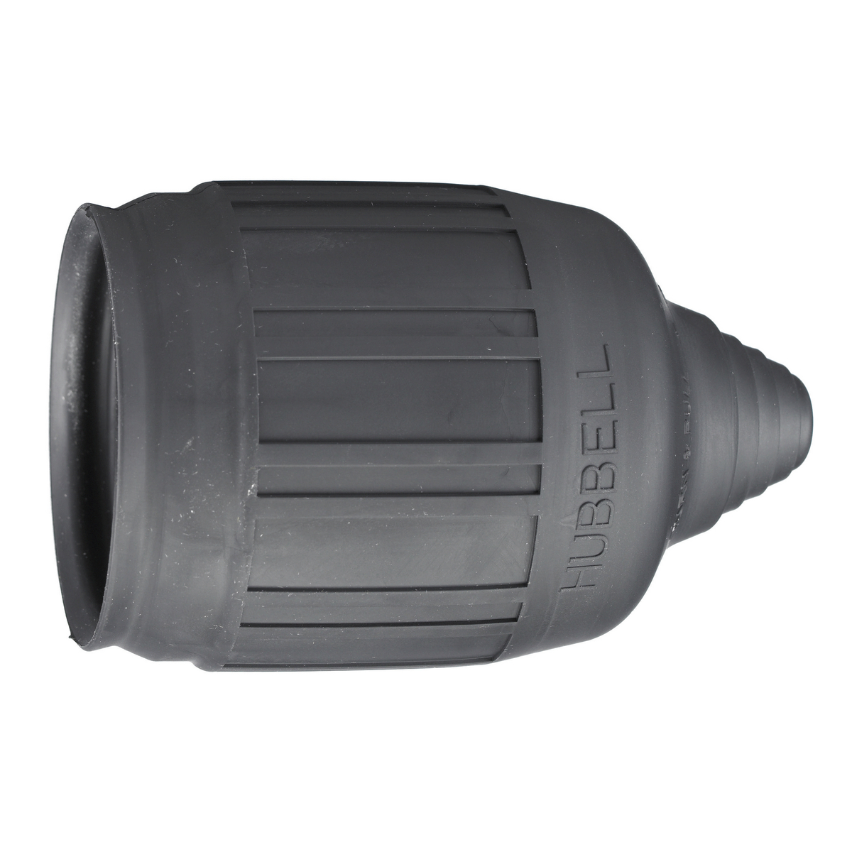 Hubbell HBL6035 Black Straight Blade Weatherproof Boot
