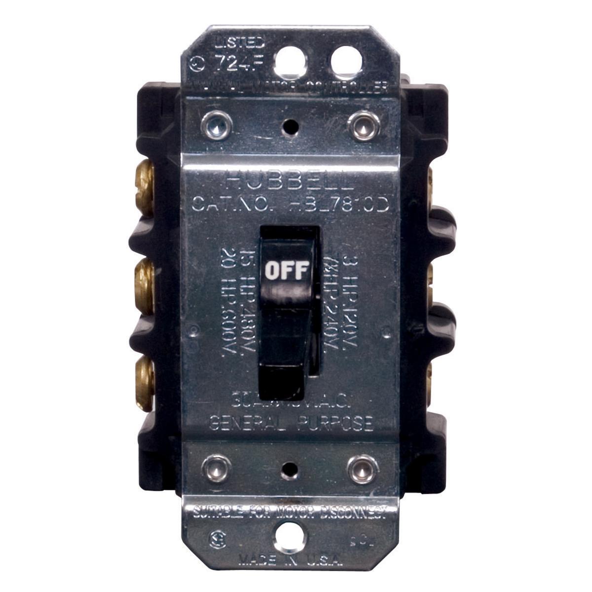 Hbl7810d Brand Wiring Device Kellems 30a Load Center Diagram Wbp Prodimage Front 1 Alt