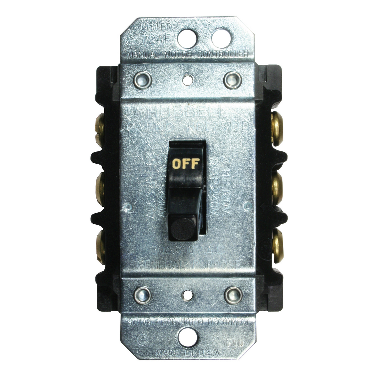 Hbl7810d Wdk Brand Hubbell Type Or Bulk Oil Circuit Breaker Now Obsolete Your Electrical Home
