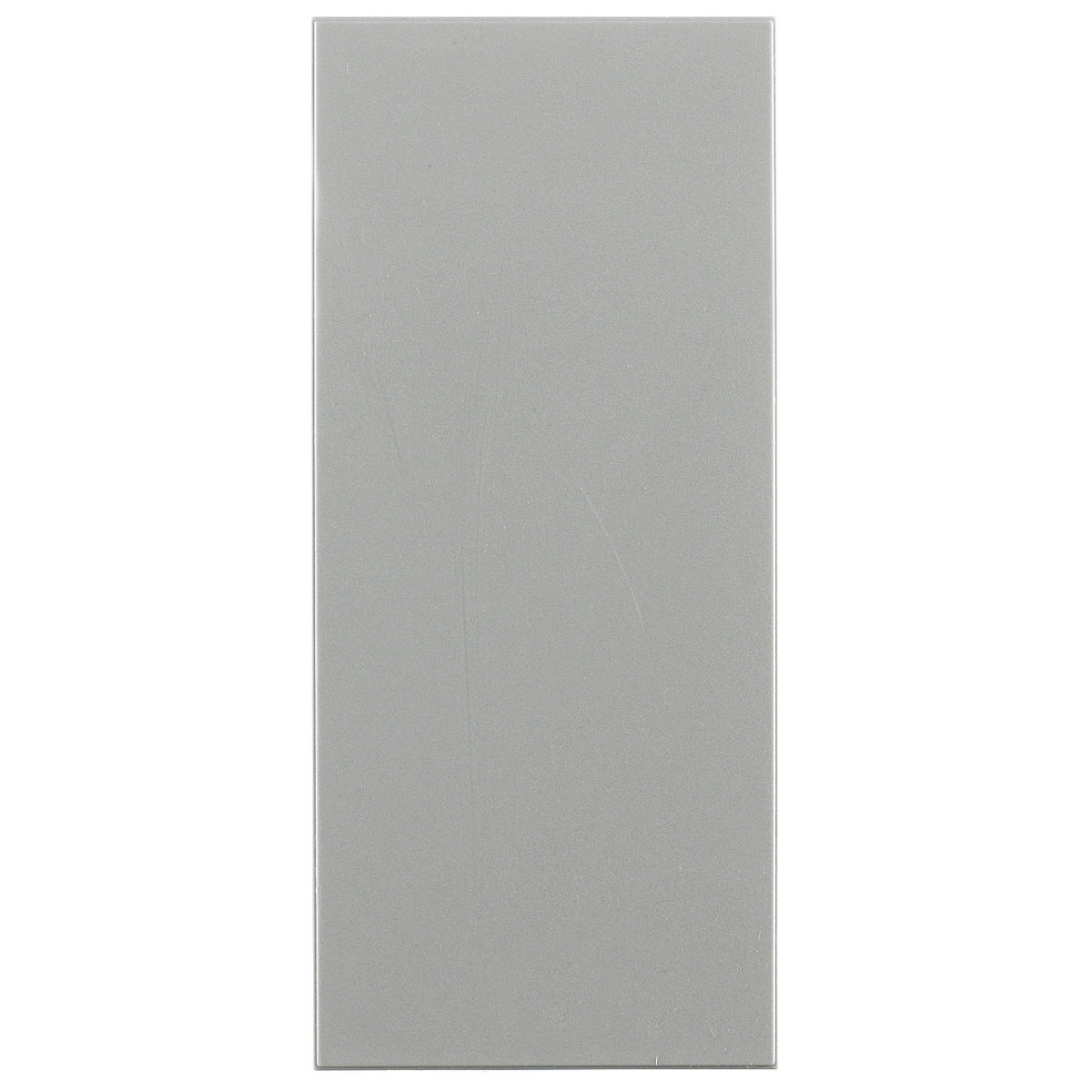 Hubbell HBLBL300GYFACEPLATE, SNAP-IN, BLANK, GY