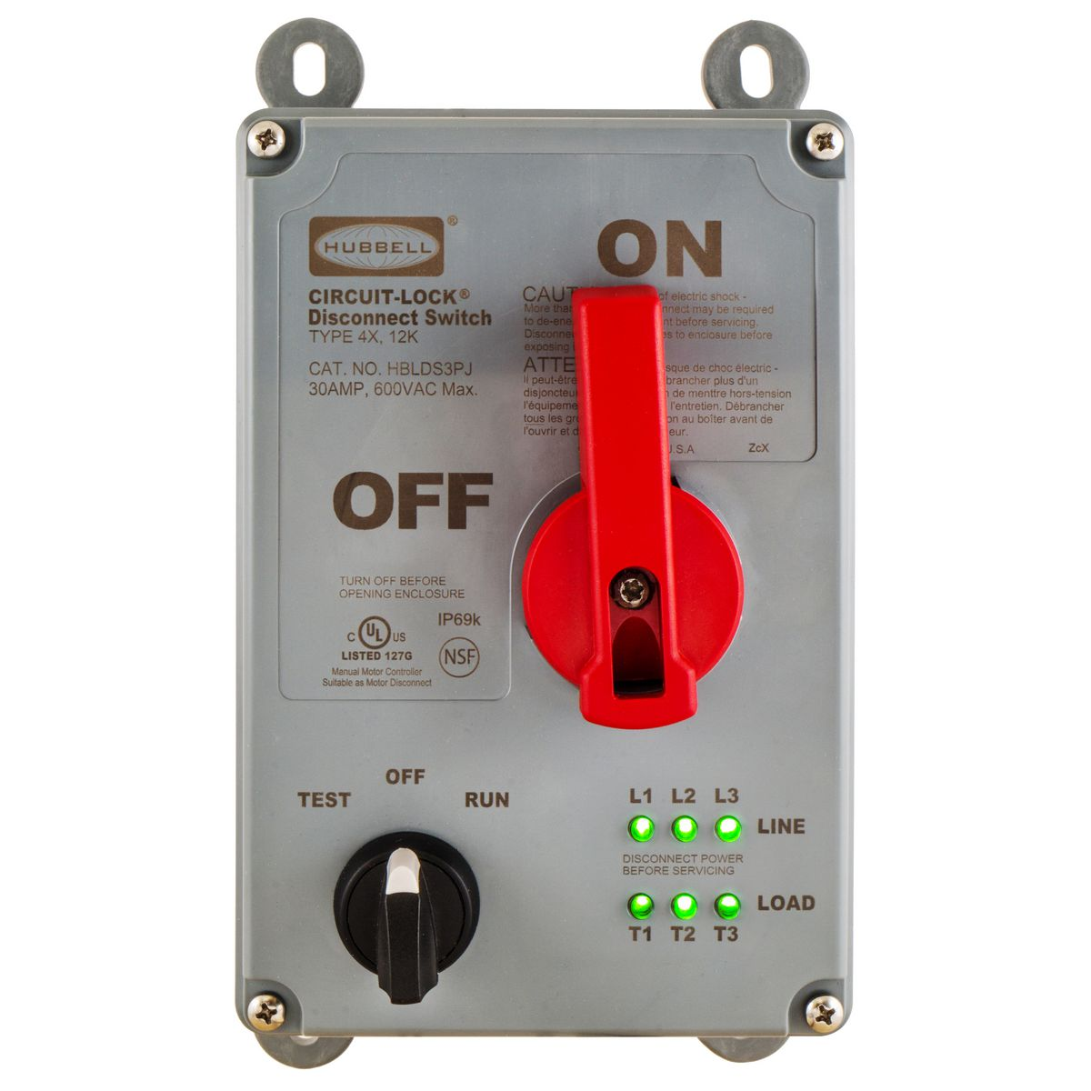 Hblds3pj Brand Wiring Device Kellems