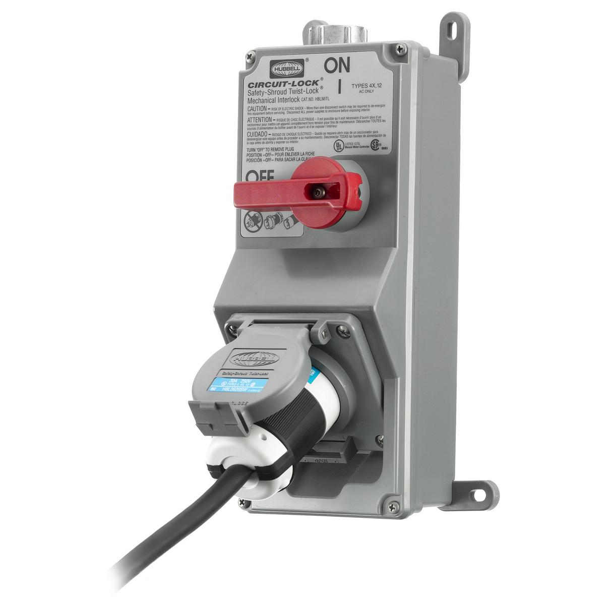 Hblmitl Wdk Brand Hubbell Wiring Mechanical Brake Switch