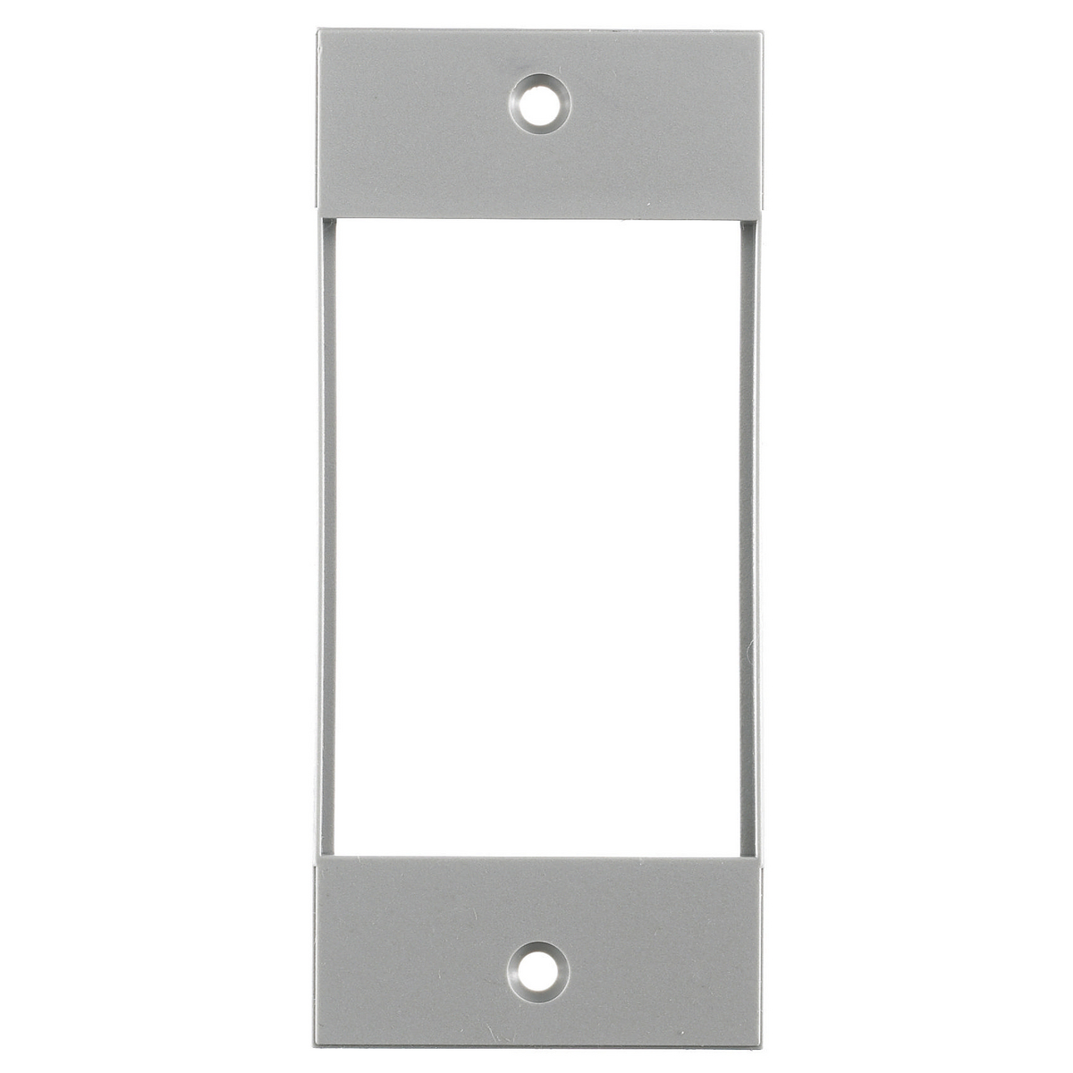 Hubbell HBLOR306SGYFACEPLATE, SCREW-MT, ORTRONICS, GY