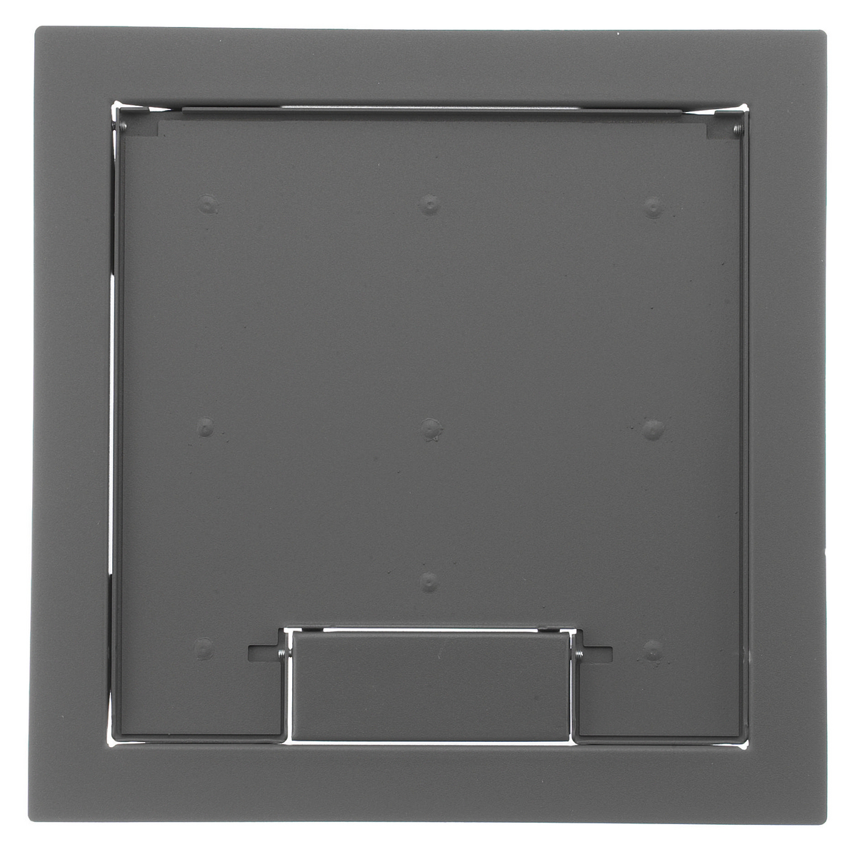 Hubbell HBLTCGNTACCESS F-BOX COVER, GRANITE