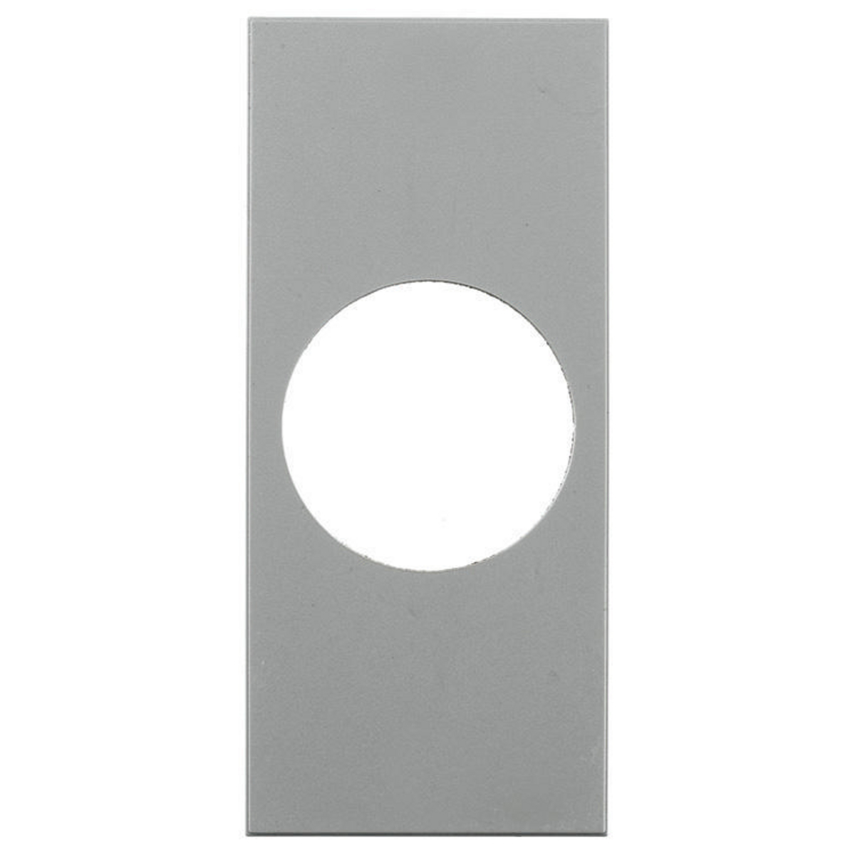 Hubbell HBLTL318GY MOD FACE PLATE, T-L 20A, SNAP-IN, GY