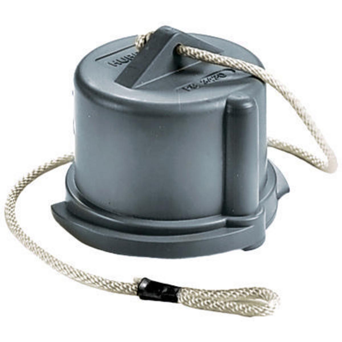 Hubbell PC320 PS, IEC, REPL, CLOSURE-CAP, 3W, 20A