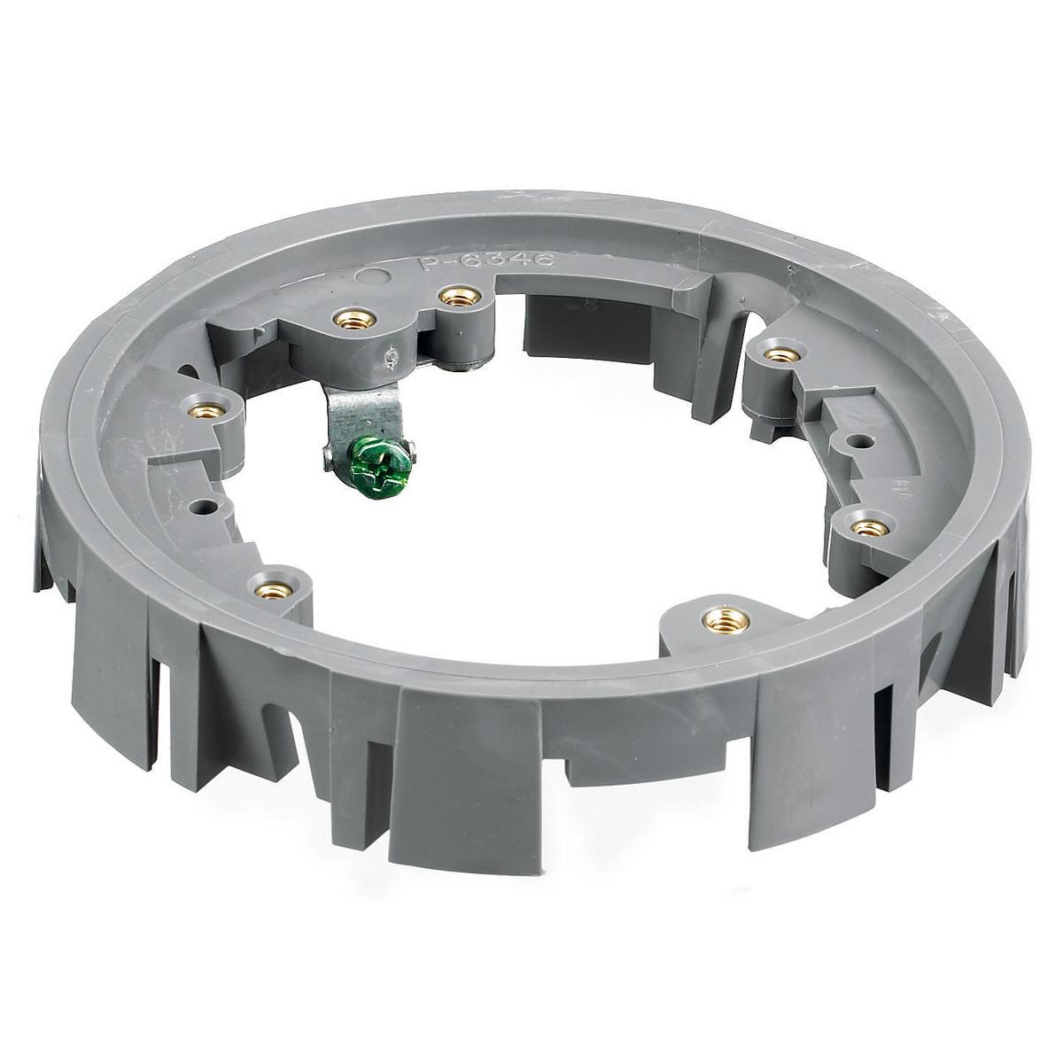 Hubbell PFBA1A Non-Metallic Concrete Floor Box Adapter Ring