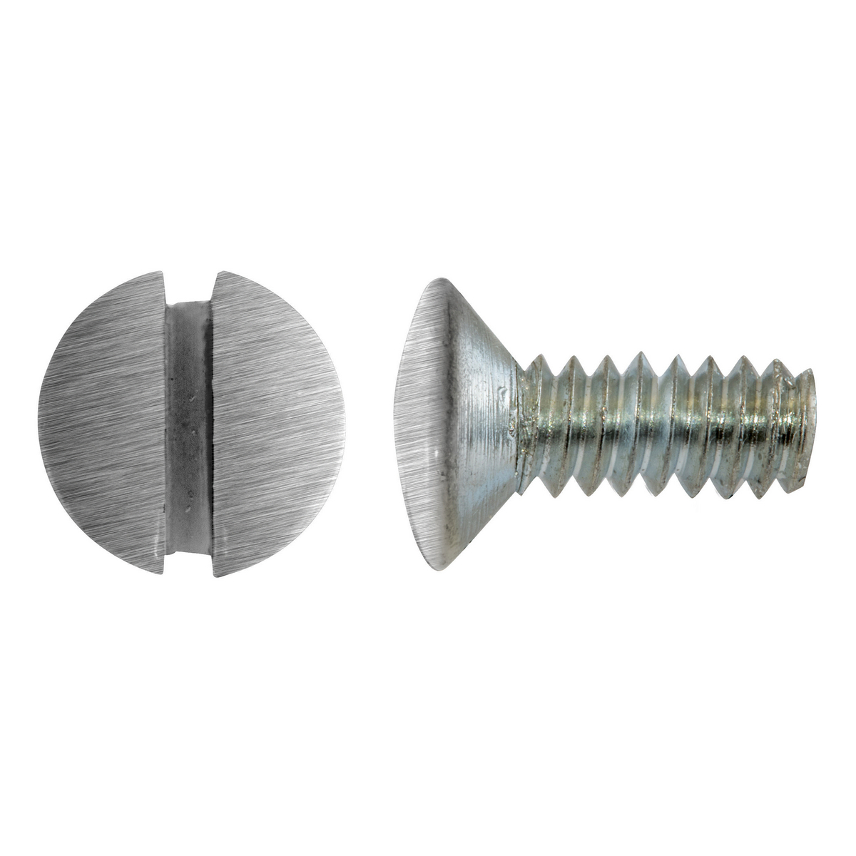 "W-PLATE SCREW, 3/8"", STAINLESS, 100 PACK"