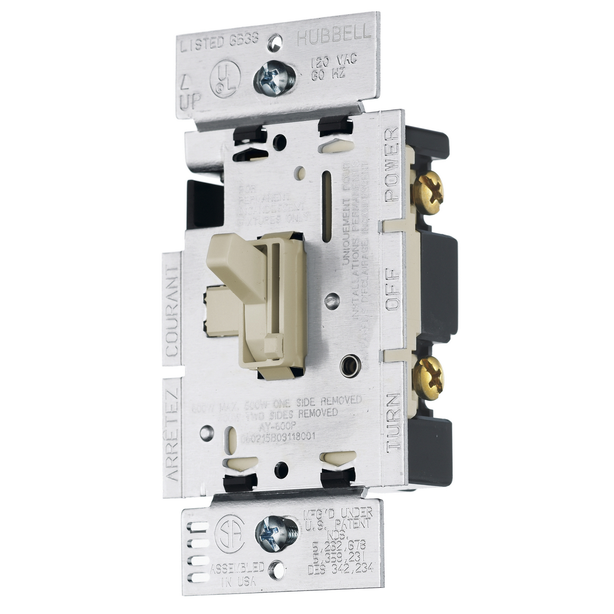 ray103pi dimmers fan speed controls residential devices rh hubbell com residential electrical wiring devices