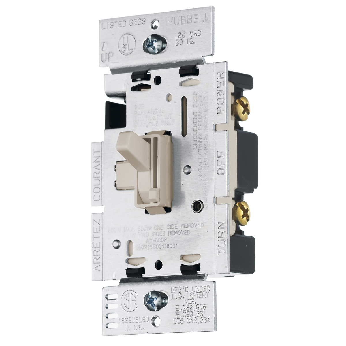 rayfsqfla dimmers fan speed controls residential devices rh hubbell com Receptacle Wiring Electrical Wiring Diagrams For Dummies