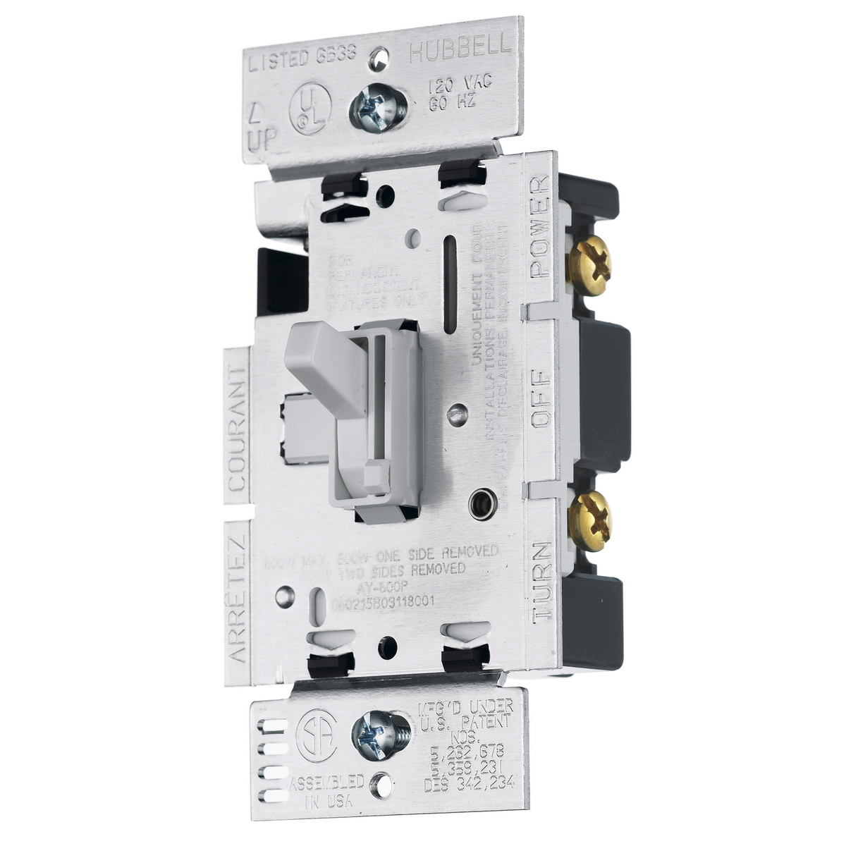 rayfsqfw dimmers fan speed controls residential devices rh hubbell com residential & wiring devices division residential & wiring devices division