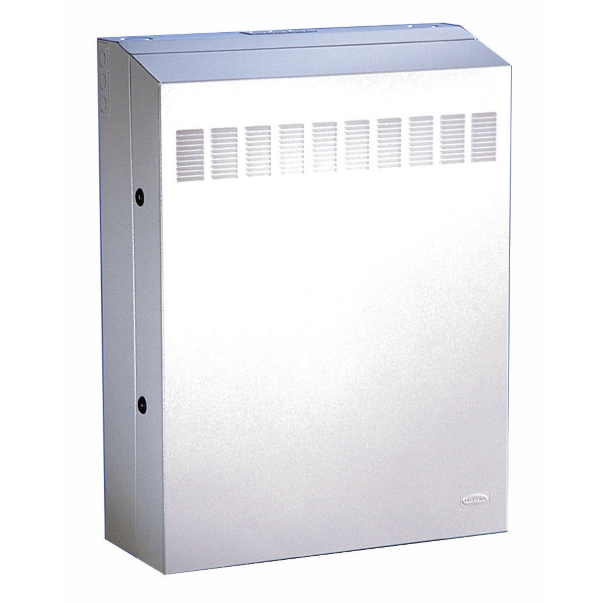 """Hubbell RE2CABINET, REM EQUIP, 2 HUB, 32""""H, LT GY"""
