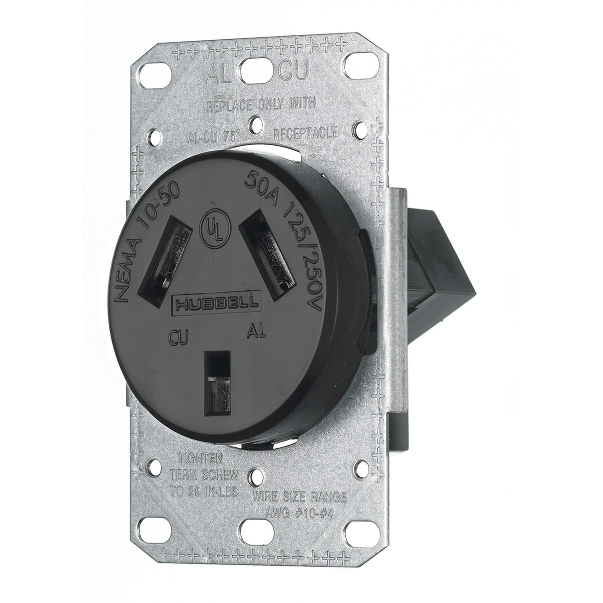 Rr350f Brand Wiring Device Kellems Hubbell Receptacles Gfci Diagram By