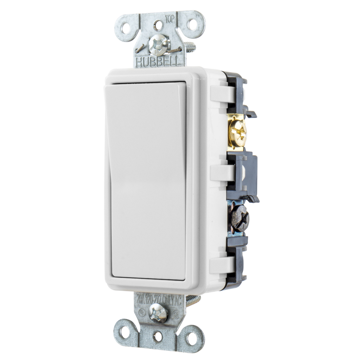 Hubbell Light Switch Wiring Diagram - Wiring Diagram