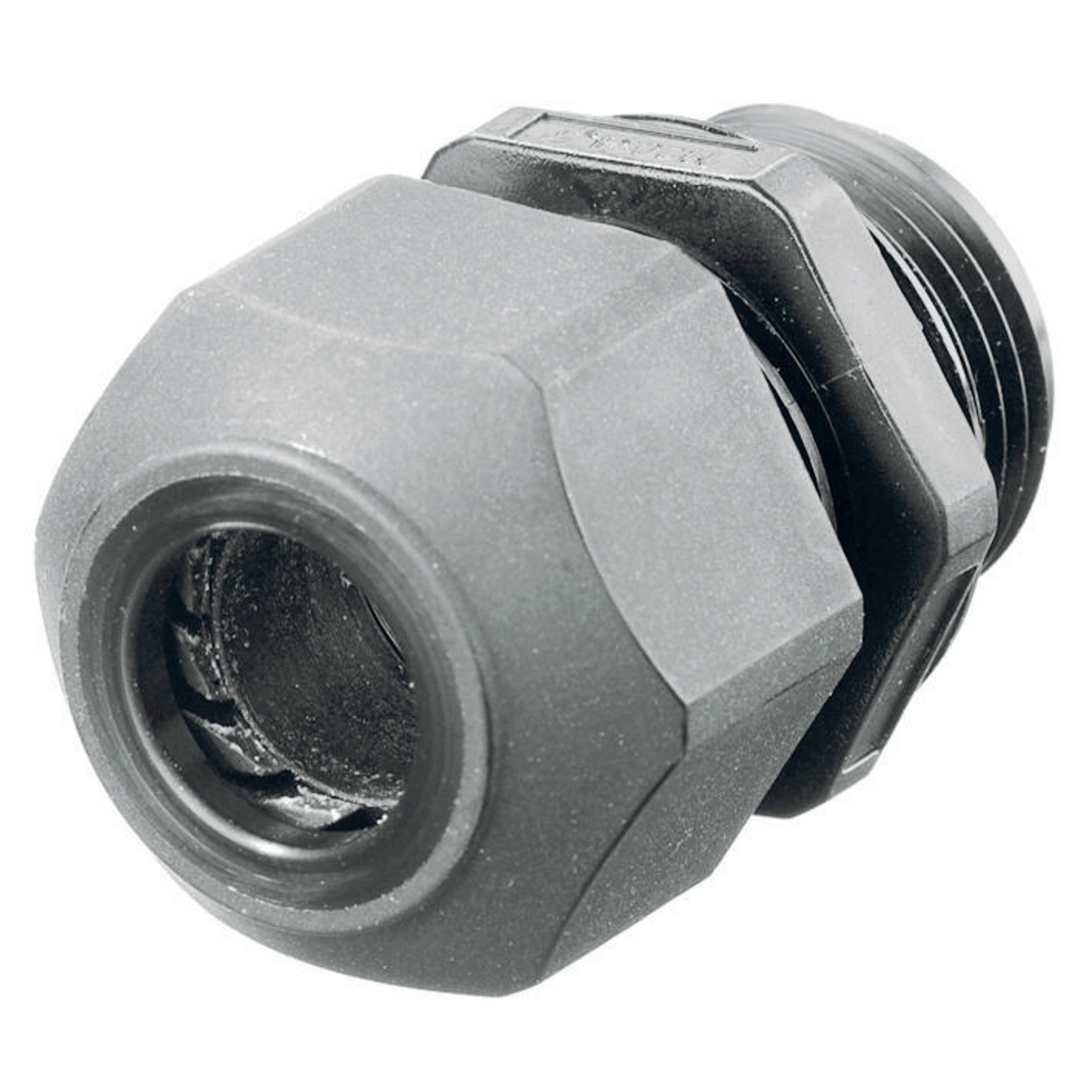 HUBSEC75GA CORD CONN, EURO, .45IN -.71IN , 3/4IN NPT, GY ,SEC75GA, HUBBELL