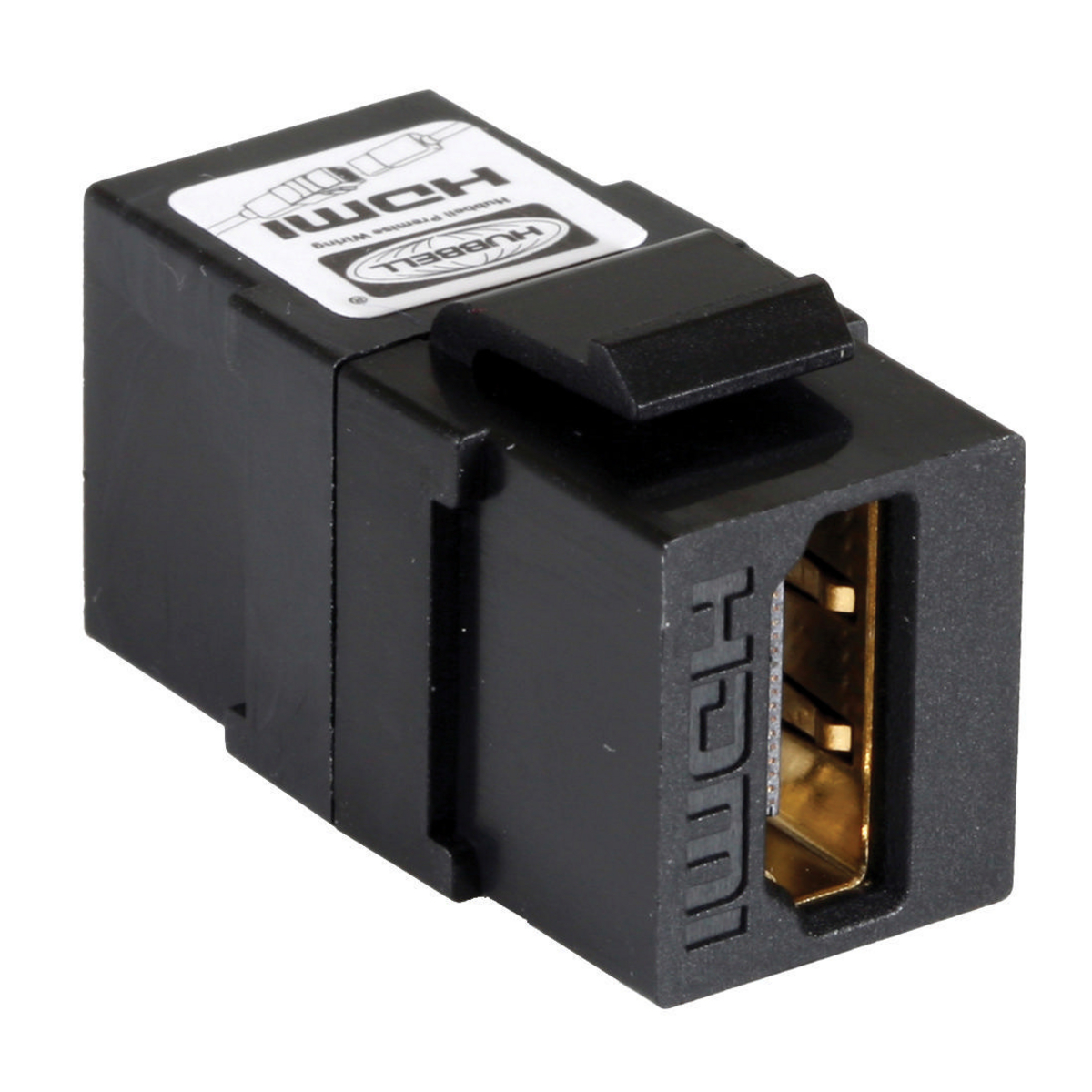 Hubbell SFHC14BK Rj Jack And Module