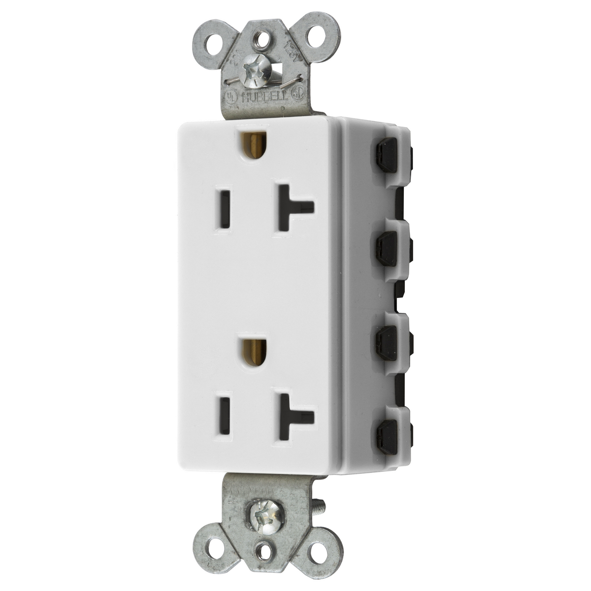 SNAP2CONNECT 20A/125V DECO,WHITE