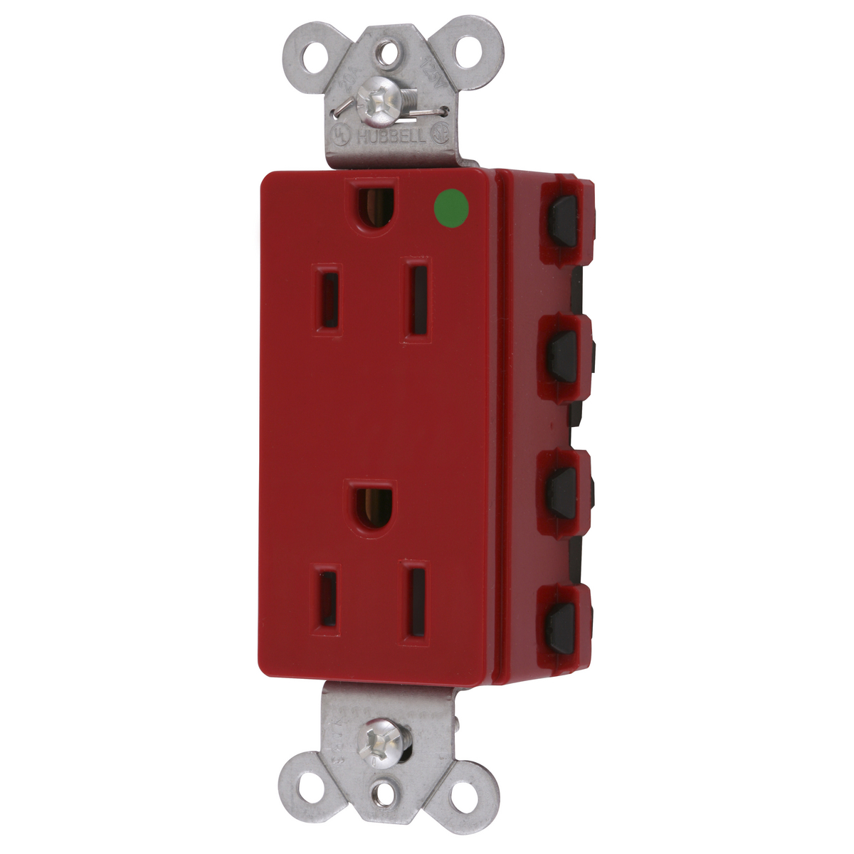 SNAP2CONNECT 15A/125V HG DECO, RED