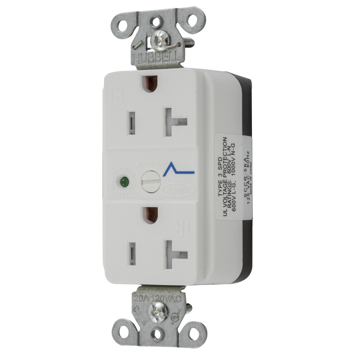 SNAP5362WS | Brand | Wiring Device - Kellems