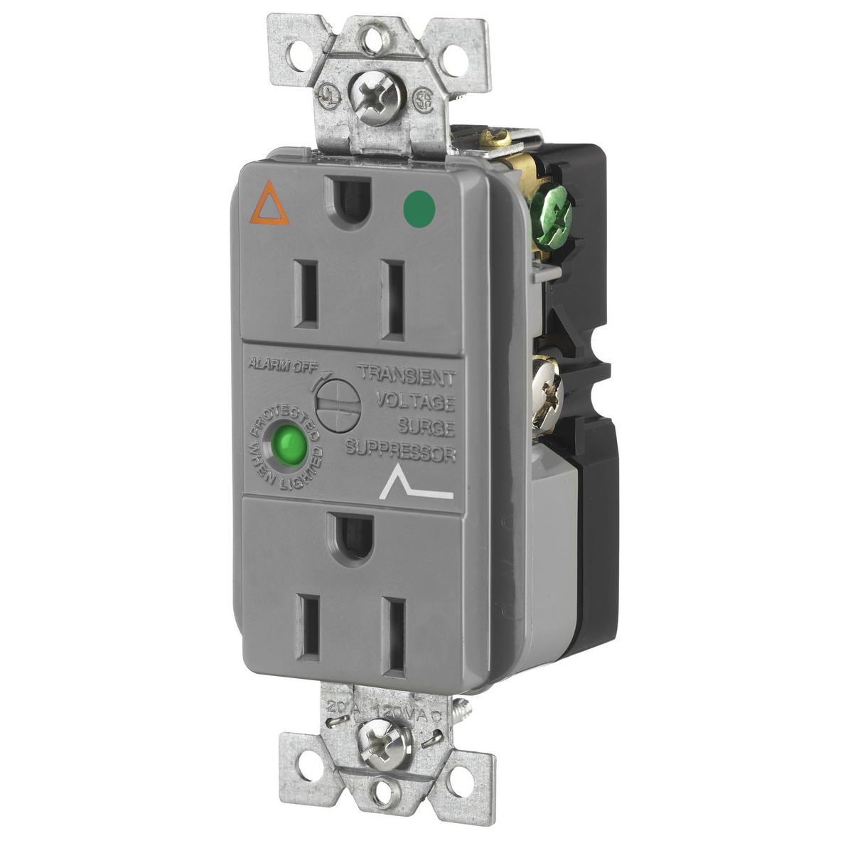 Sp82iggya Surge Protection Receptacles Power Quality Products Wiring A Receptacle After Switch