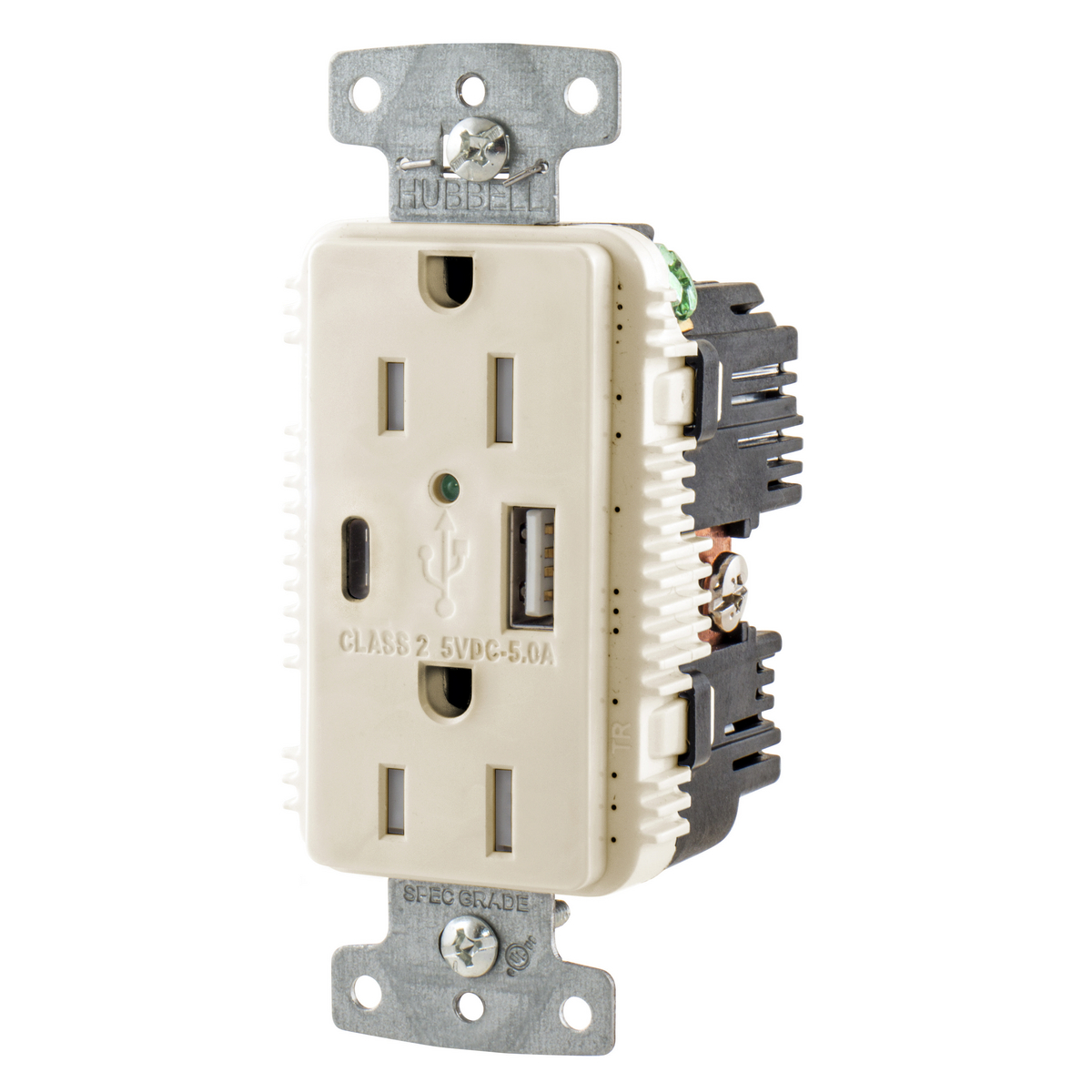 usb15ac5la brand wiring device kellems rh hubbell com