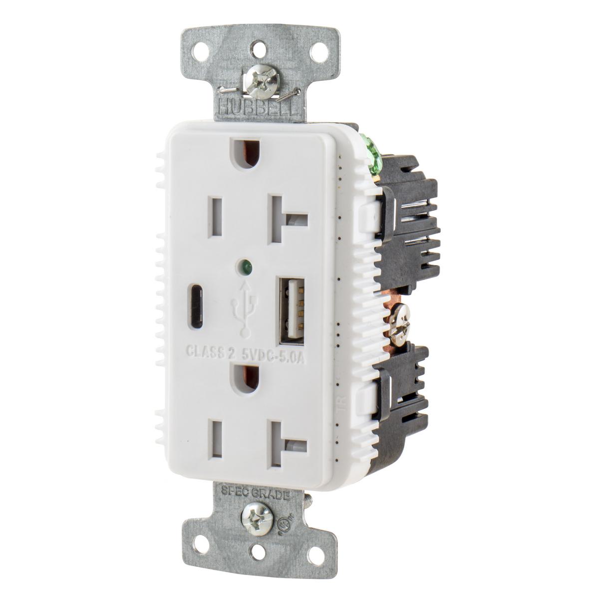 usb20ac5w brand wiring device kellems rh hubbell com