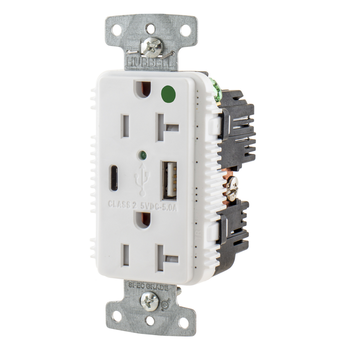 Hubbell Wiring Devices USB8300AC5W