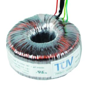 DISCONTINUED - Toroids - Medical Isolation Transformer, Open Frame, 100/120/220/240 - 120V, 750VA