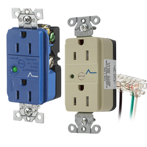Surge Protection Receptacles