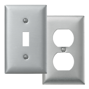 Metallic Wall Plates