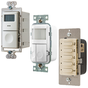 Passive Infrared Switches & Digital Timers