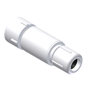 PVC COMPRESSION REDUCER COUPLING FITTING