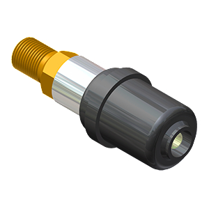 CON-STAB ID SEAL® BRASS TRANSITION FITTING