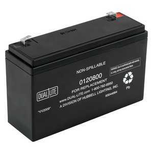 Dual Lite SL026117 Compatible Replacement Battery