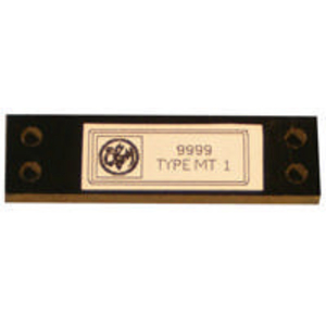 Class 9999 Types MT1, MT2, MT3, MT4, MT5 Tie Bar Kit