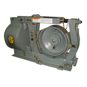 Class 5010 Type F, Magnetic Drum Brakes