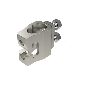 Two-Bolt Ground Rod Clamp
